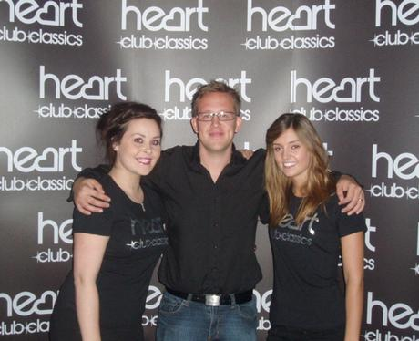 Heart club Classics at the V Lounge