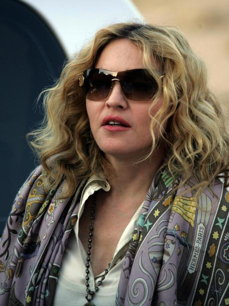 madonna to open gym