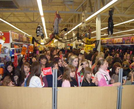 The Wanted in Watford