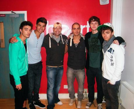 The Wanted with Chris Brooks