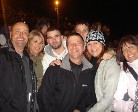 Fun at the Fireworks 7 - 7.30