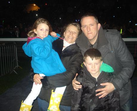 Fun at the Fireworks 3