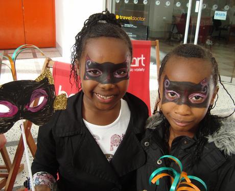 Princess Square Halloween Fun