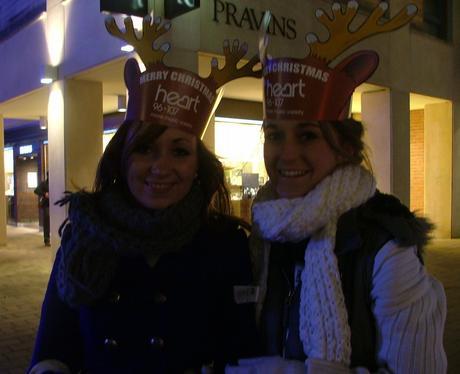 Cabot Circus Christmas Lights