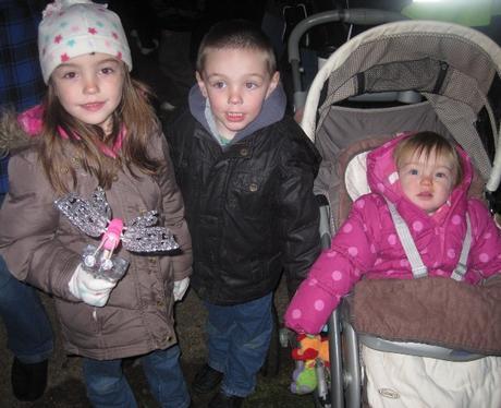Campbell Park Fireworks