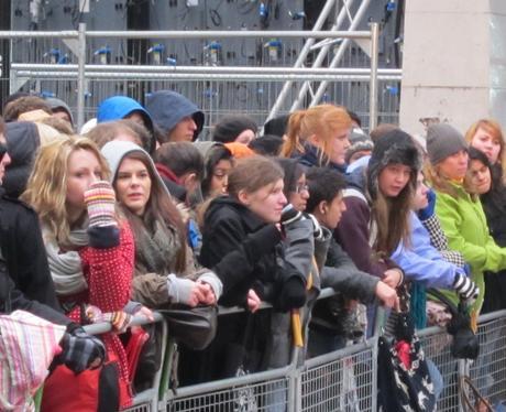 Harry Potter fans