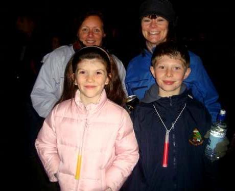 Newbury Fireworks