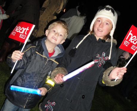 Swindon Fireworks 2010