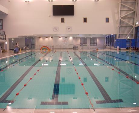 The 25m Swimming Pool