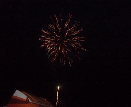 The Big Bang Fireworks