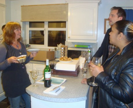 Dinner Party With Matt And Michelle