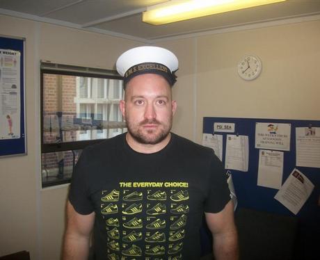 Staff Wars - HMS Excellent Week 10