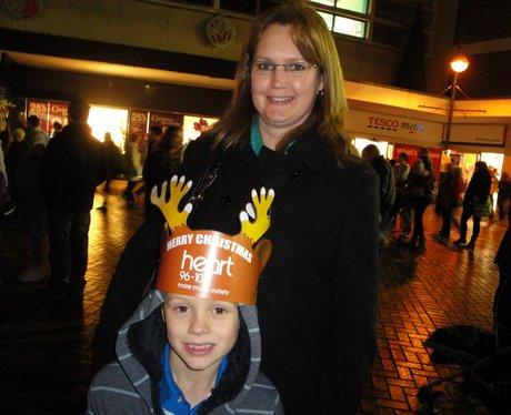 Swindon Christmas Lights 2010