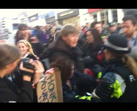 Bristol Student Protest 10