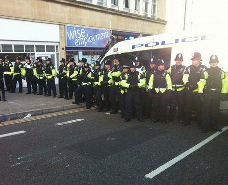Bristol Student Protest 8