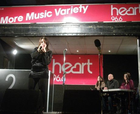 Hemel Christmas Light Switch On 2010