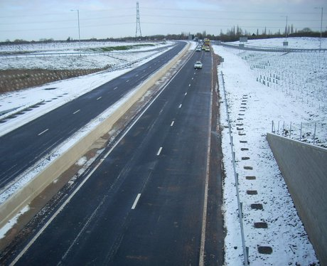 A421 opening