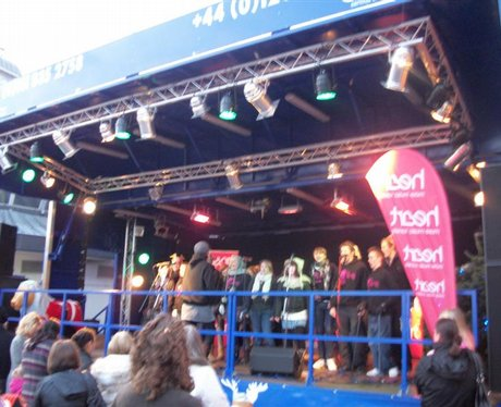 Bournemouth Christmas Lights 2010