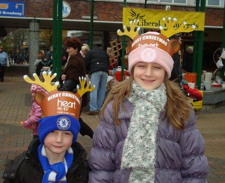 Christmas in Bracknell
