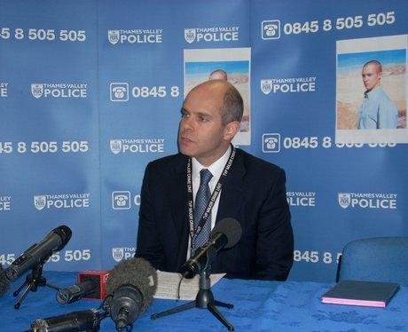 Jonathan Dolton Press Conference