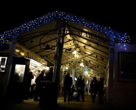 Great Yarmouth Christmas Lights
