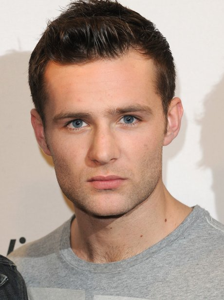45af7f25ad8a1 McFly and McBusted's Harry Judd smoulders in a grey t-shirt