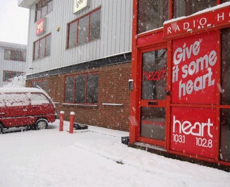 Snow Kent 2010