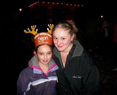 Bishops Waltham Christmas Lights 2010