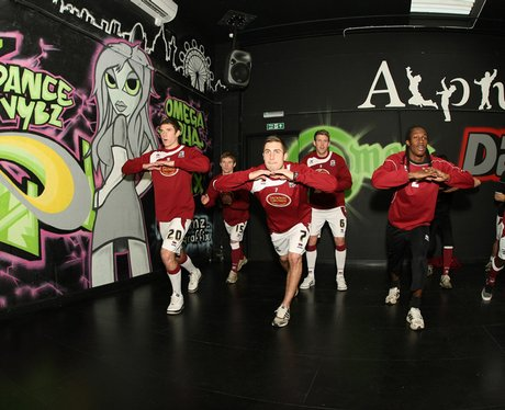 Cobblers' dance training