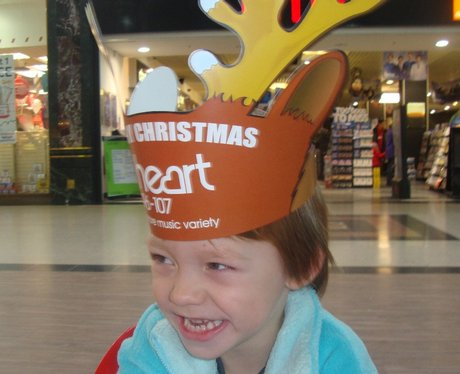 Christmas at the Galleria in Hatfield