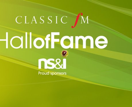 Classic FM Hall Of Fame NS&I