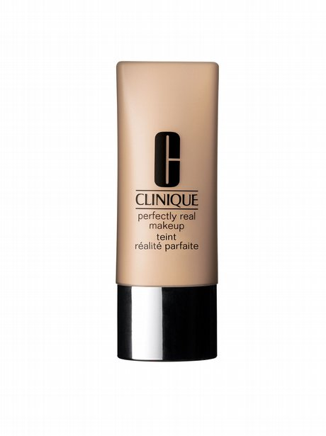 Clinique's Perfectly Real foundation