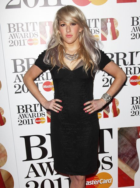 Ellie Goulding The BRIT Awards 2011 Nominations An
