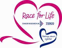 race for life logo 2011