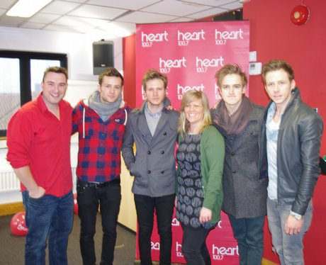 mcfly with ed and rach
