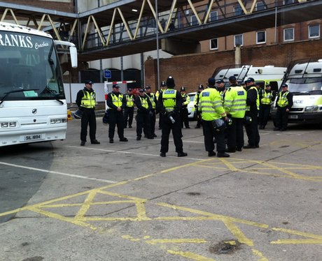 EDL demonstrations in Luton