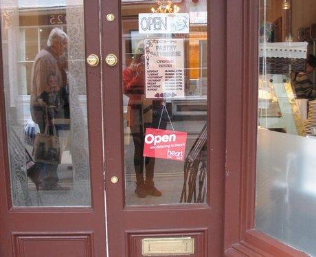 Open/Close door signs in Canterbury
