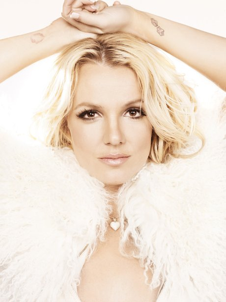 Britney Spears age 33 ...