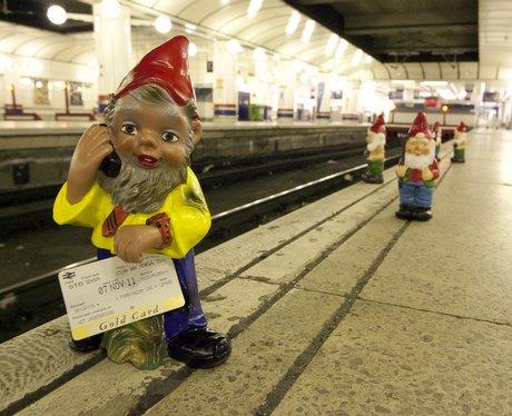 Gnome flashmob