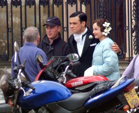 Robbie Williams in De-Lovely