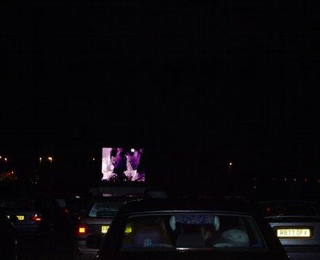 Heart's Moonlight Movie Night