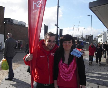 Race For Life Promotion Southampton