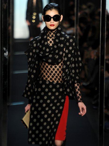 Diane von Furstenberg Fall 2011 fashion show