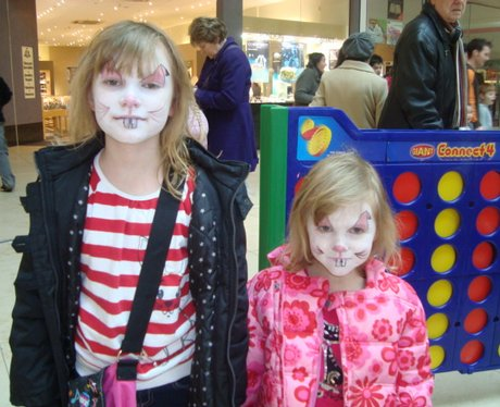 Half term fun at Festival Place