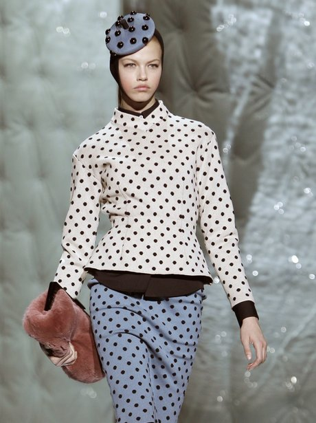 Marc Jacobs Fall 2011 show