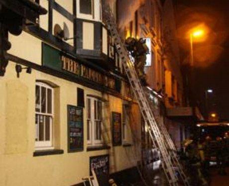 Paddington Pub Fire