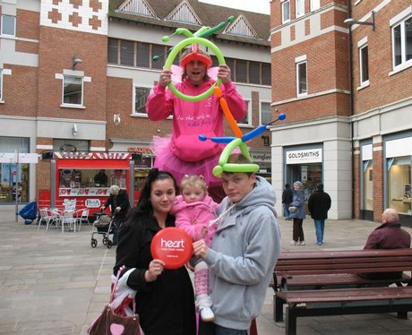 Race For Life launch in Canterbury