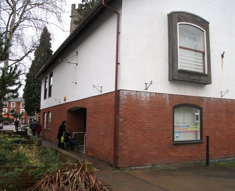Stony Stratford Library Saved