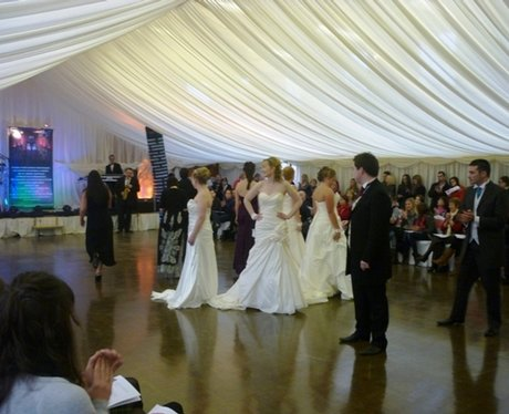 Heart Wedding Show at Mansion House in Bedford