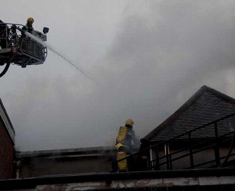 Billericay High Street Fire